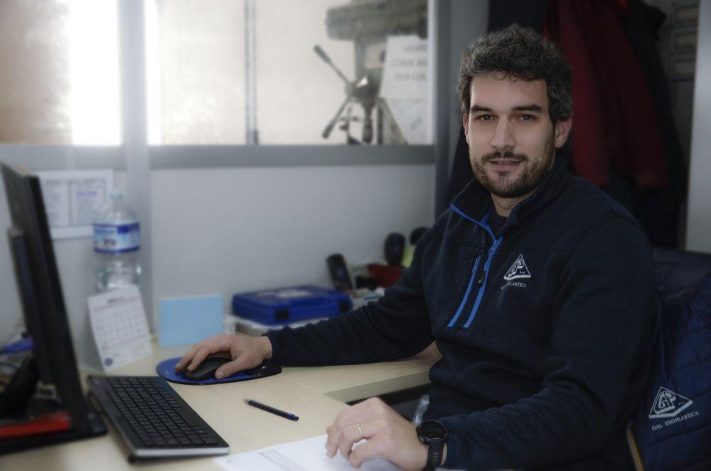 Matteo Fredianelli Responsabile Qualità di Produzione