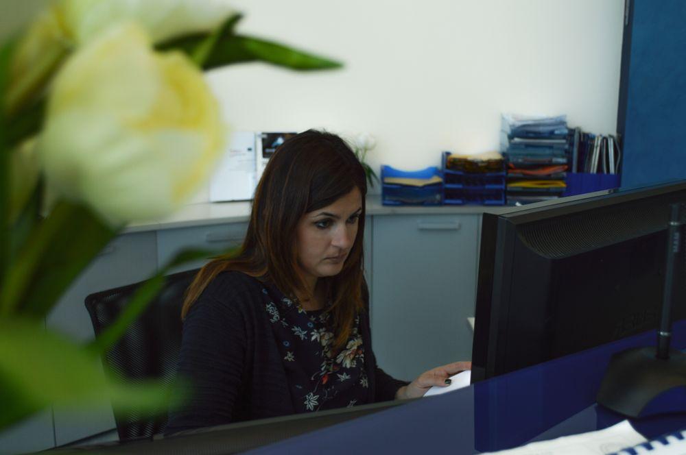 Francesca Giacomelli Assistente Amministrativa