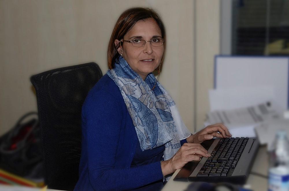 Annamaria Mariotti Assistente Amministrativa