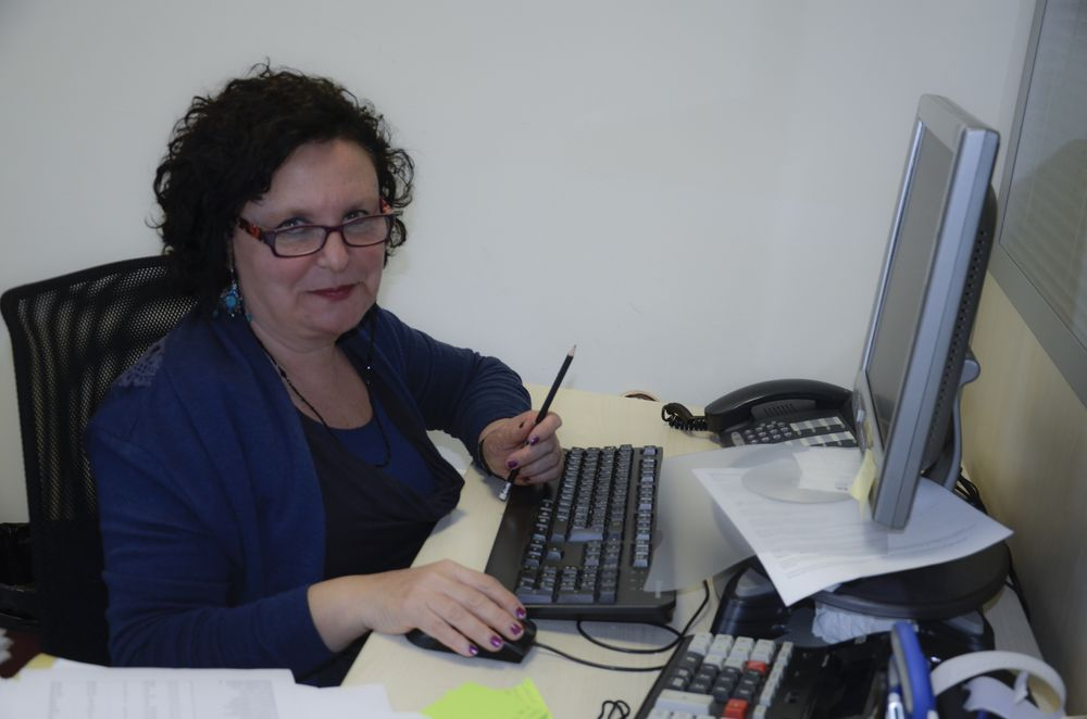 Sabrina della Nina Assistente Amministrativa